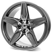 R³ Wheels R3H08.1 anthracite-polished